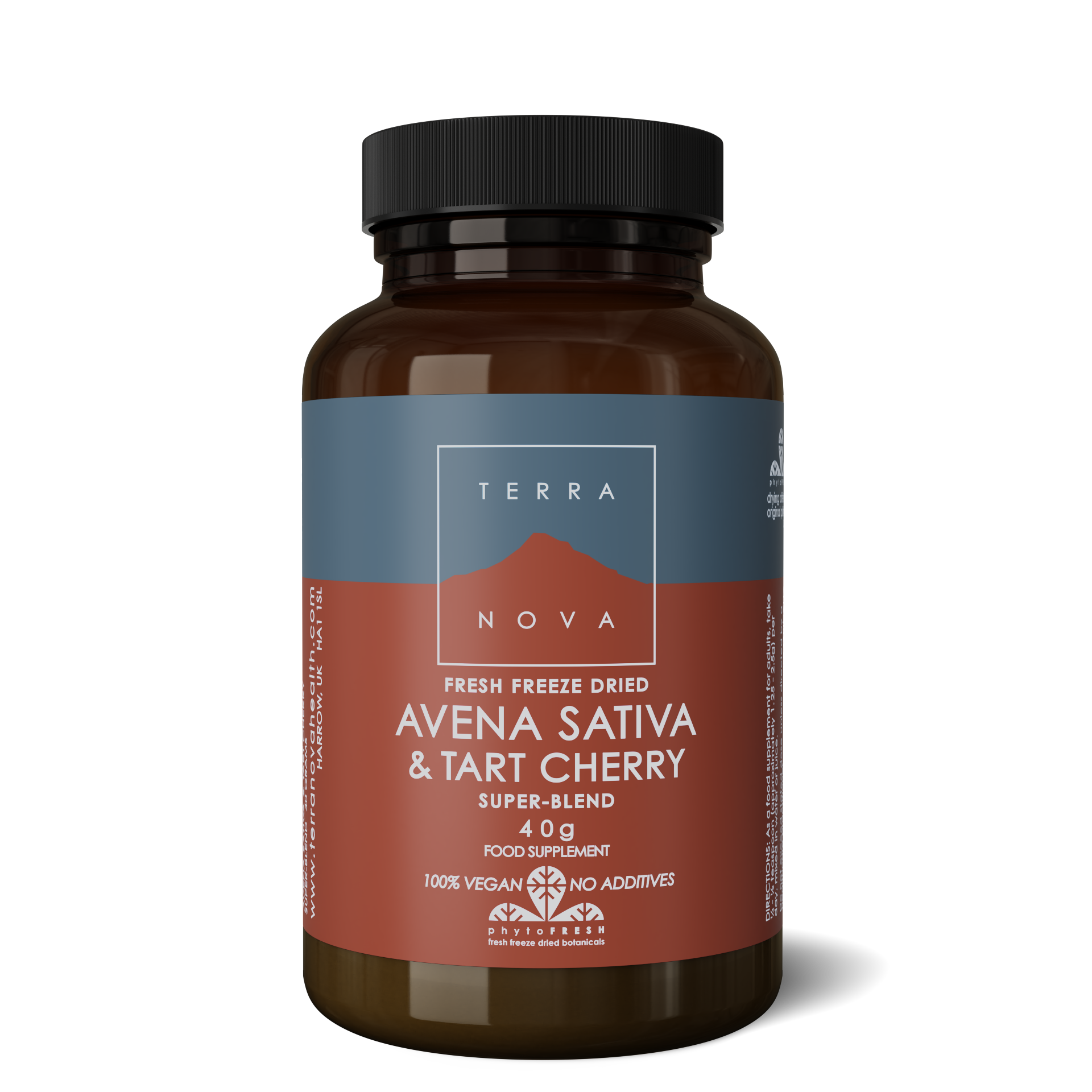 Avena Sativa & Tart Cherry Super-Blend